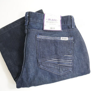 Cruel Blake Jeans 30/9 Short Dark NEW